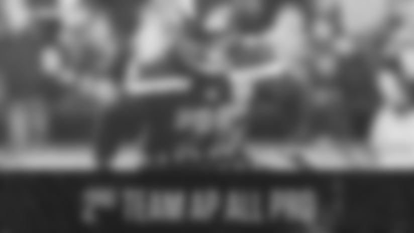 Duane Brown: Second-Team AP All-Pro