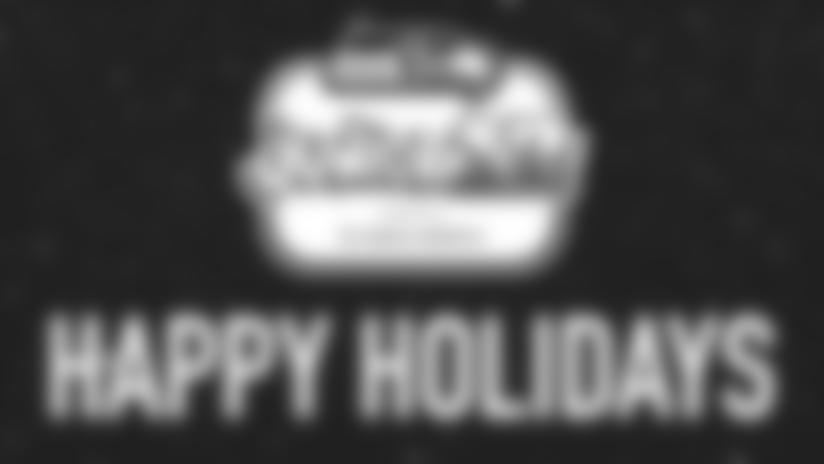 Happy Holidays, Junior 12s!