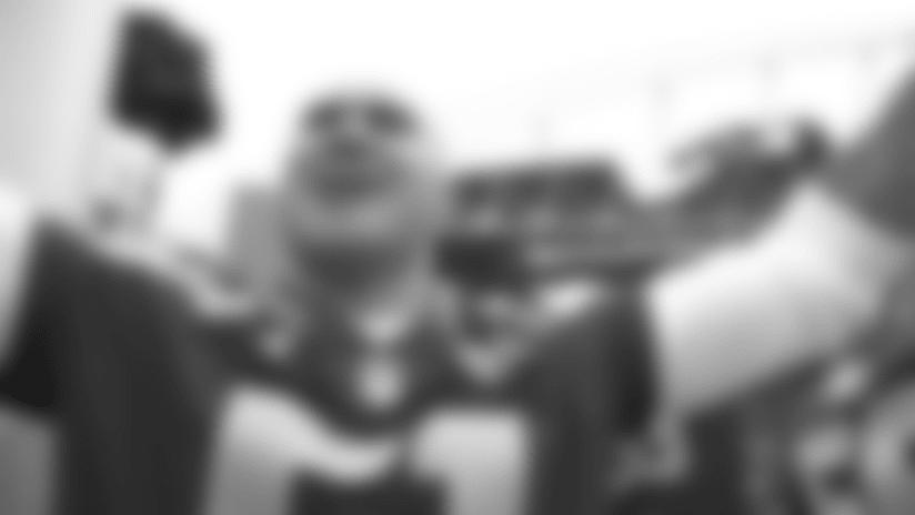 12 Flag Raiser - Lofa Tatupu Interview