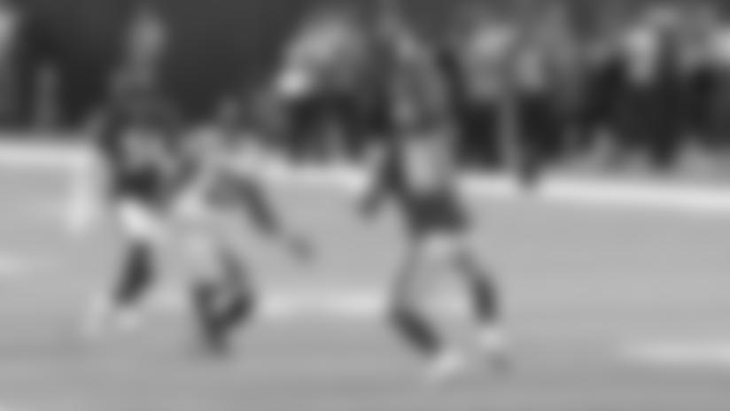 2019 Preseason Week 2: Ugo Amadi Delivers Perfectly-Timed Hit On Special Teams