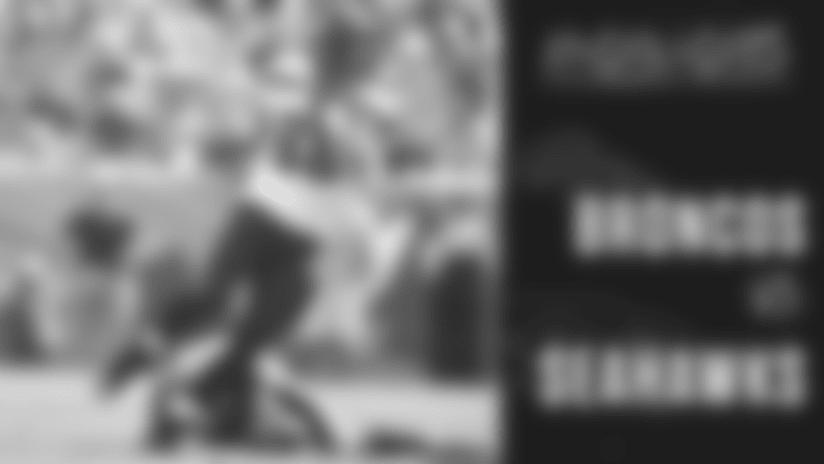 2018 Week 1: Seahawks at Broncos Highlights
