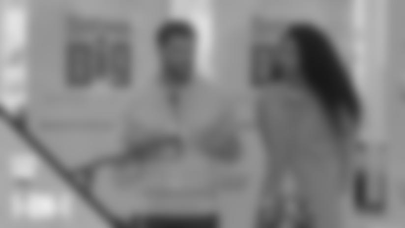 Q13 1-On-1: Quarterback Russell Wilson (Part Three)