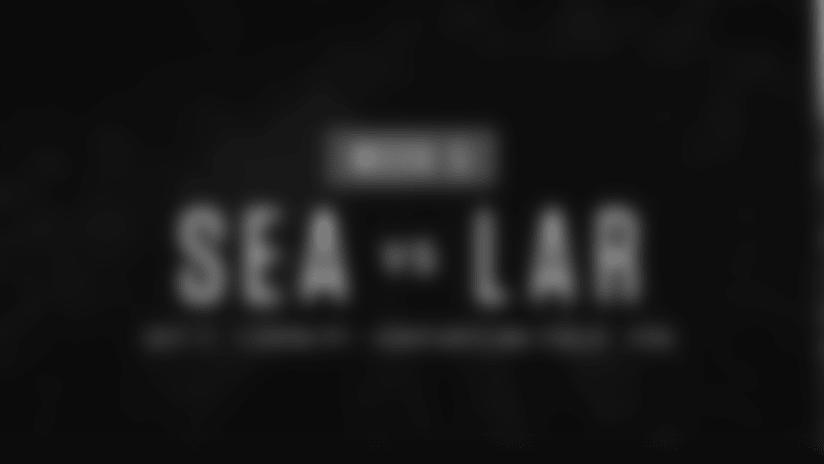 2018 Week 5: Seahawks vs Rams Trailer