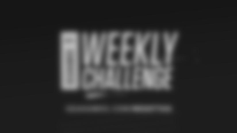 2020 Seahawks Weekly Challenge Recap
