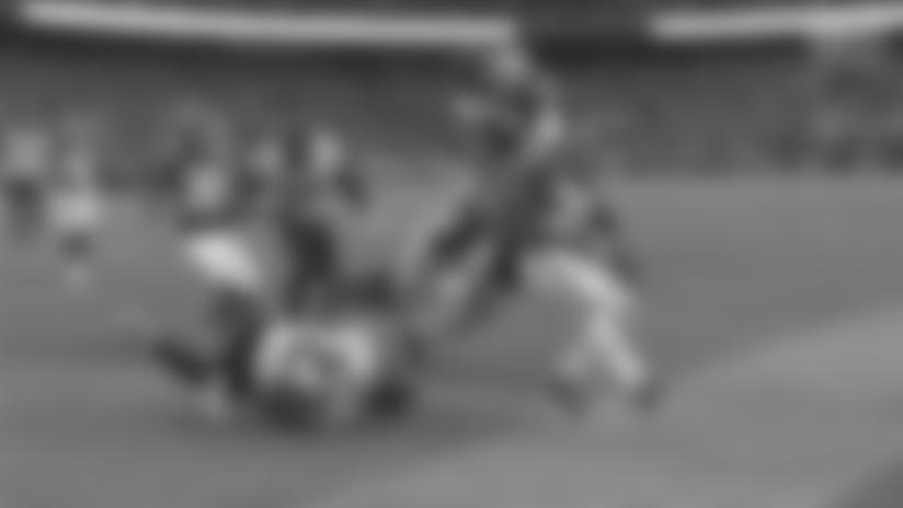 HIGHLIGHTS: Watson 5-yard TD run