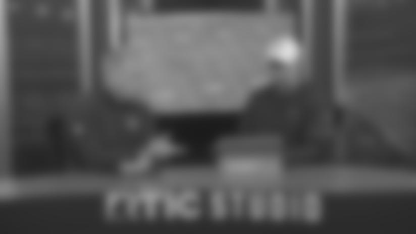 BMW Telestrator: Will Fuller V Touchdown