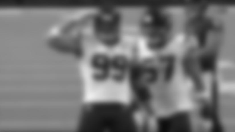 HIGHLIGHT   J.J. Watt sacks Lamar Jackson