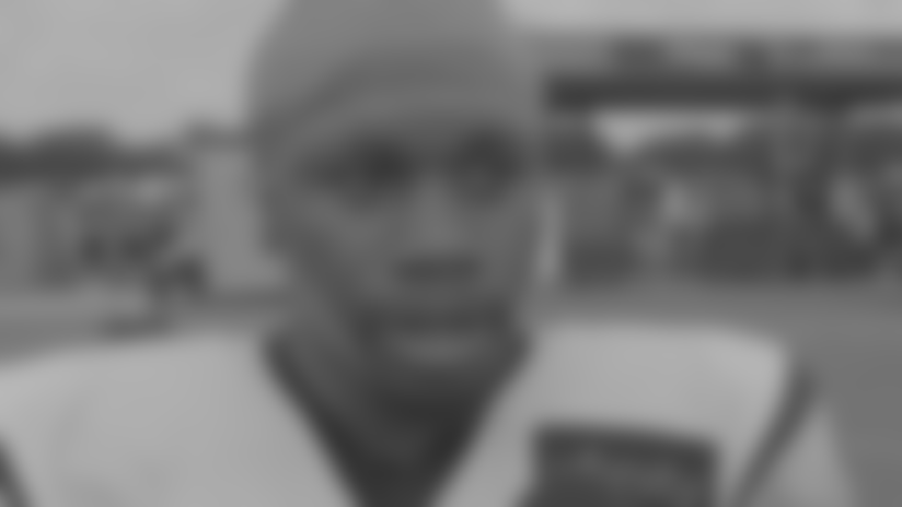 Xfinity 1-on-1: DeAndre Carter