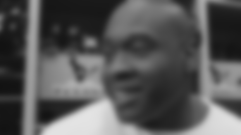 Laremy Tunsil on staying relaxed, more