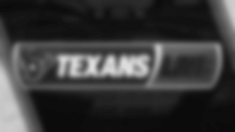 Texans LIVE: OTA Press Conference.