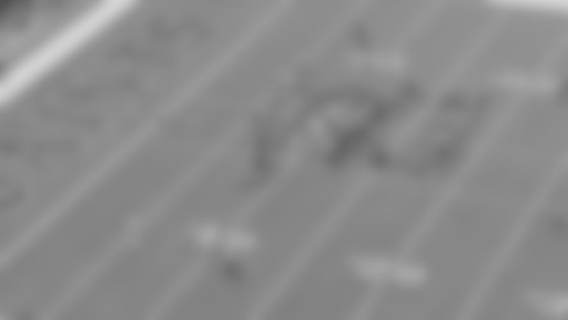 BMW Telestrator: Whitney Mercilus Interception