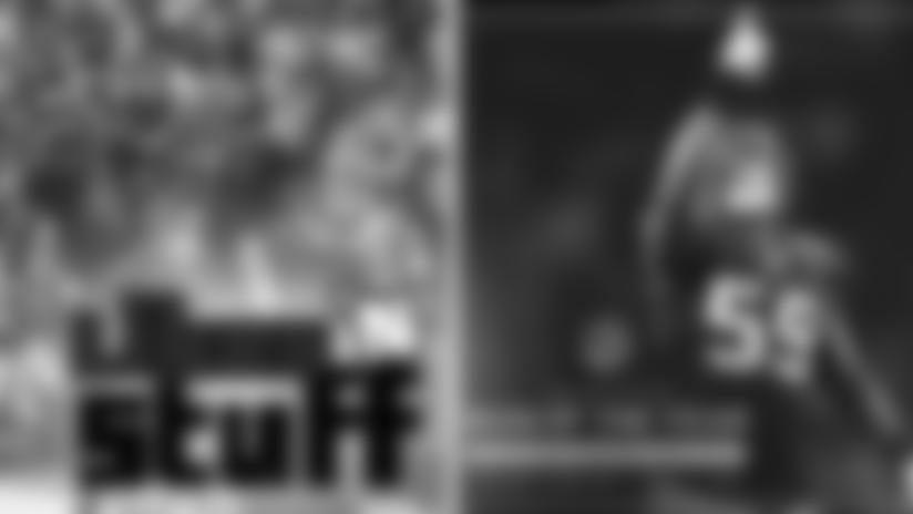 Likes N' Stuff: Walter Payton Man of the Year