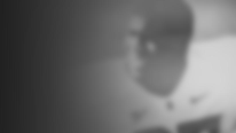 Undrafted | Johnson Bademosi
