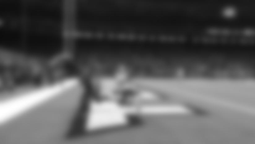 CAN'T MISS PLAY: Watson's 35-yard TD bomb to Stills