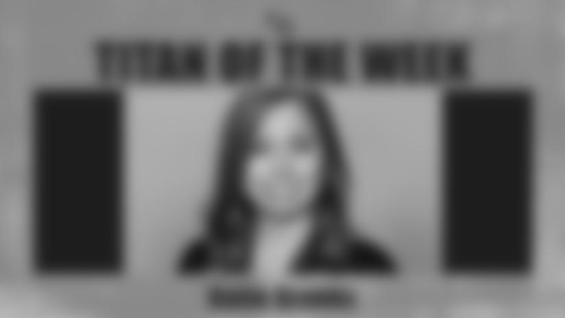 Titan of the Week: Suite Services Coordinator Katie Grubbs
