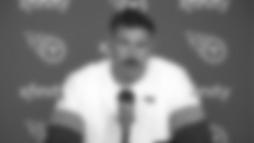 Titans Coach Mike Vrabel Names Ryan Tannehill Starting QB vs. Chargers