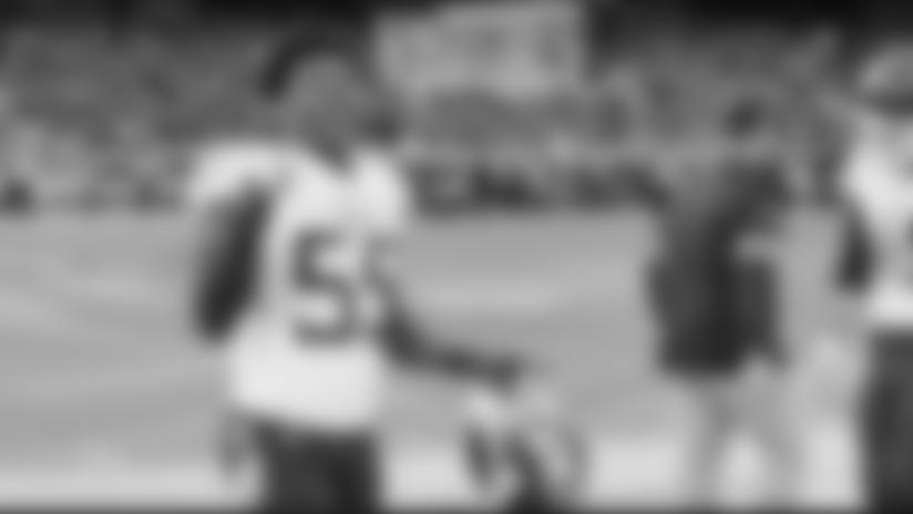 Jayon Brown  Mic'd Up vs. Raiders (Week 14) | Tennessee Titans