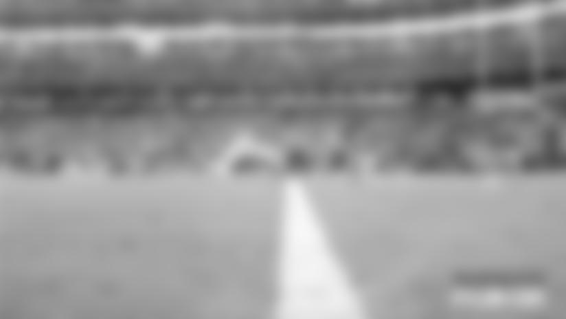 Titans Goal Line Stand | Nissan Pylon Cam