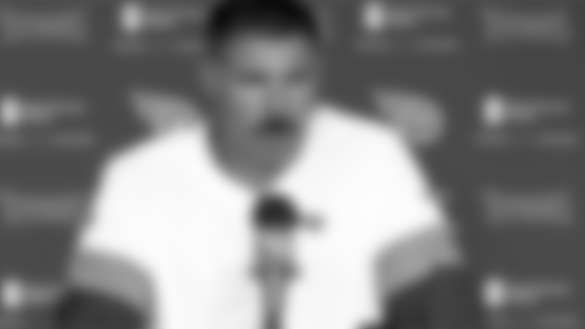 Titans Head Coach Mike Vrabel Recaps Browns Game