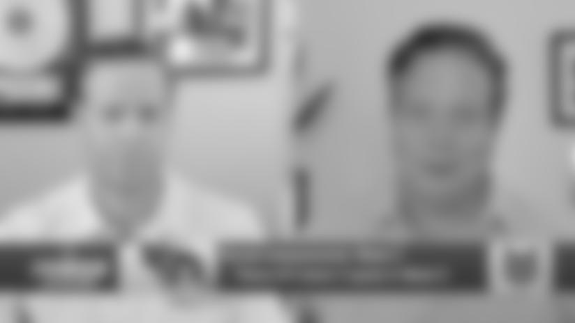 """'Power Rankings': Week 3 Rankings with Dan Hanzus and Matt """"Money"""" Smith"""