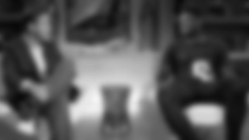 Delanie Walker Talks Approach to Life, Game, Longevity | Titans 1-on-1
