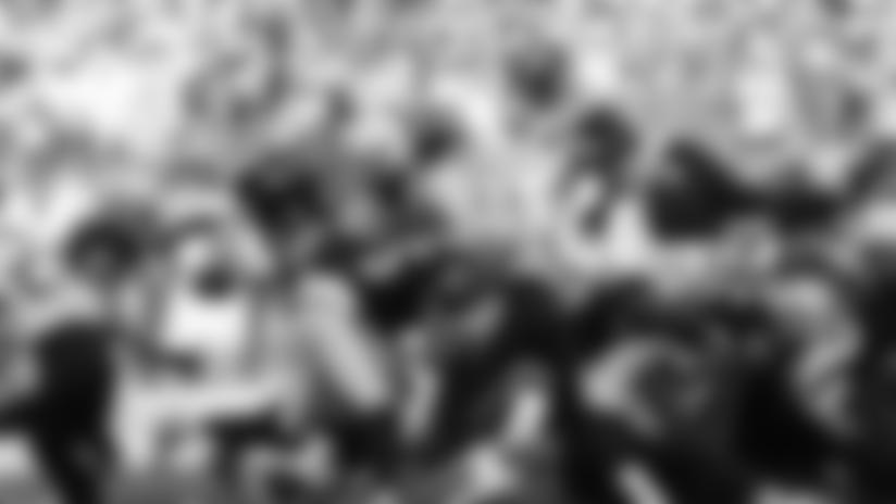 Jayon Brown's Flying Tackle | Slow-Mo Monday