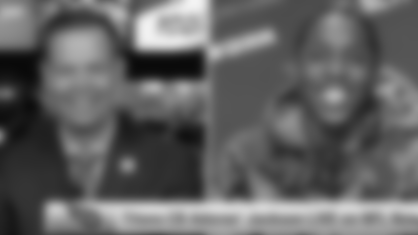 CB Adoree' Jackson Talks Titans on NFL Now