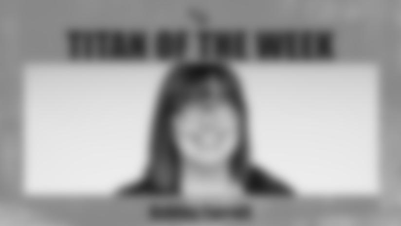 Titan of the Week: Broadcast-Digital Producer Ashley Farrell
