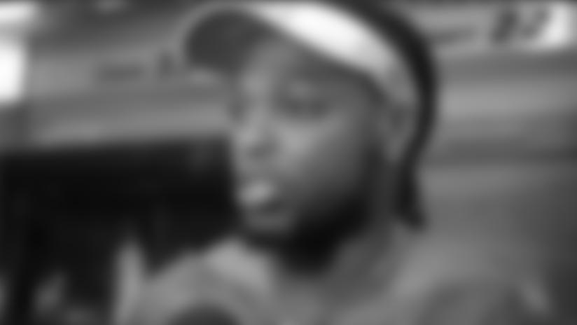 Titans RB Derrick Henry: I Love Frank Gore's Game, He's a True Hall of Famer