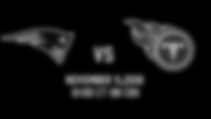 Titans-Patriots Trailer