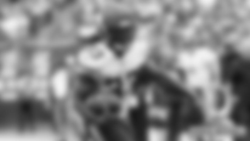 RB Dalvin Cook   1st Pro Bowl