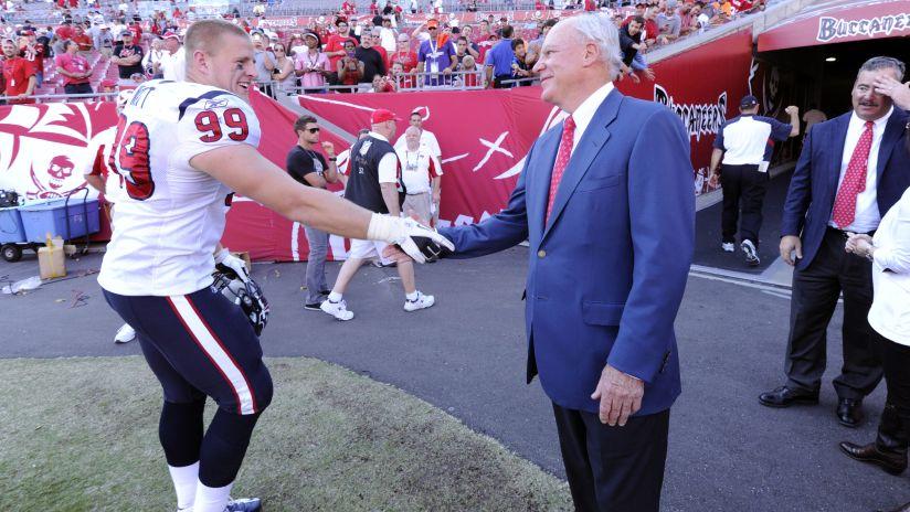 5679df41 Texans, NFL react to news of Bob McNair's passing
