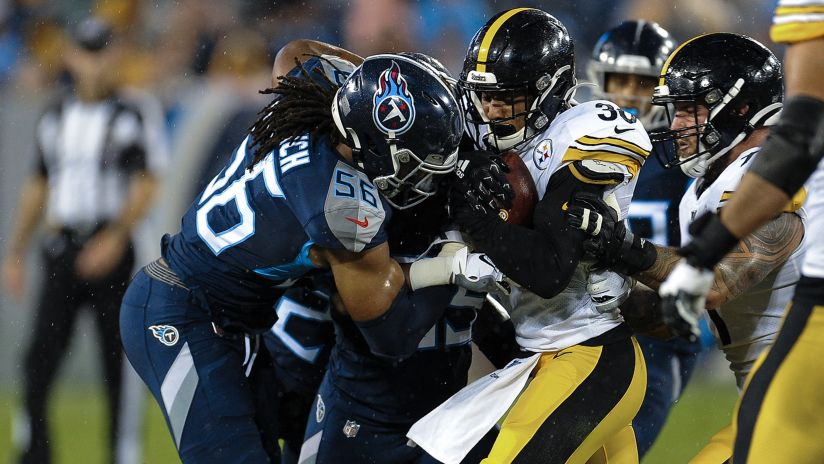 the best attitude 5fa41 9aaf0 Titans-Steelers Postgame Quotes