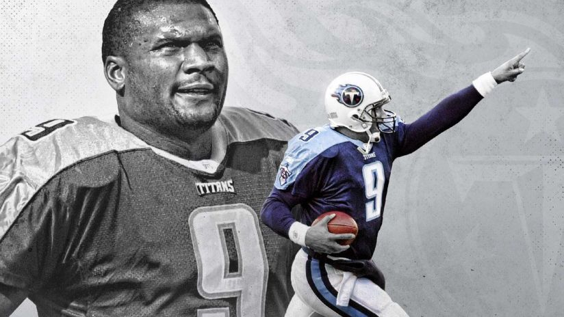 detailed look ee555 59a39 Five of Steve McNair's Top Moments with Titans