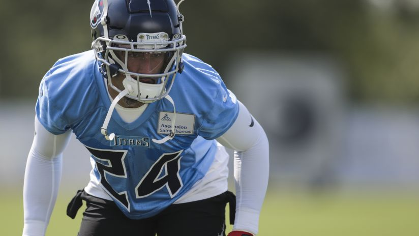 e52eb09d Observations from Day 1 of Titans Training Camp