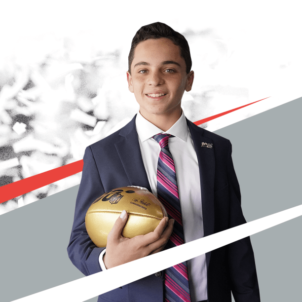 SPEND AN NFL GAME DAY WITH SCHEFTER