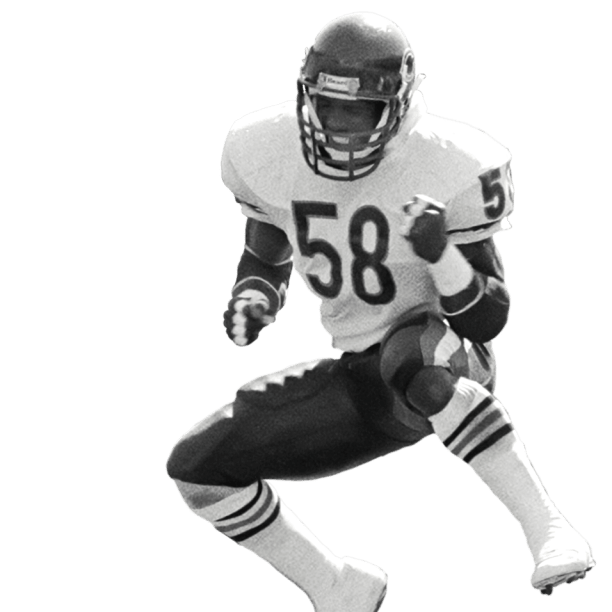 Wilber Marshall Returns a Fumble for TD