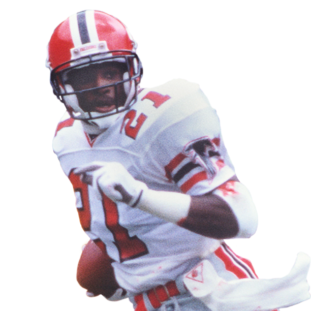 Deion Sanders Punt Return TD In First NFL Game