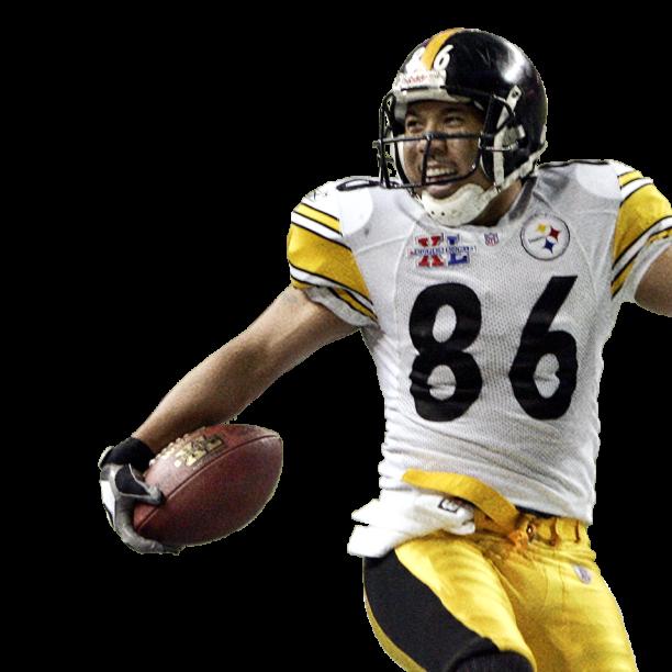 Randel El to Hines Ward in Super Bowl XL