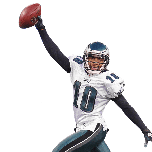 """DeSean Jackson's """"Miracle at the Meadowlands II"""""""