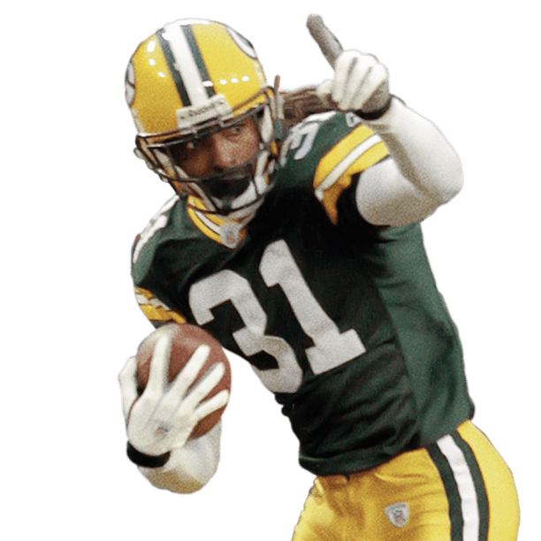 Al Harris Overtime INT to Win Playoff Game