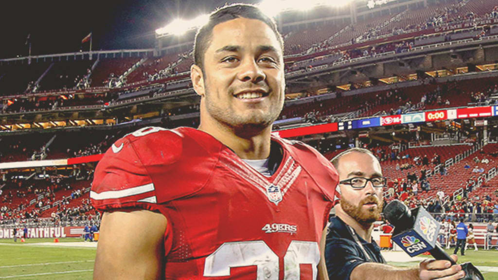 Who is Jarryd Hayne? Q&A with NRL Executive
