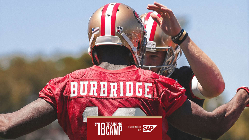 official photos 70ae4 7225c Did You Forget about Aaron Burbridge? Time to Remember the Name
