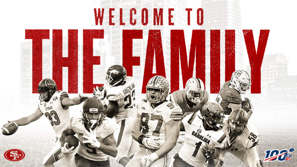 2d6803e2 Full List of San Francisco 49ers 2019 NFL Draft Picks