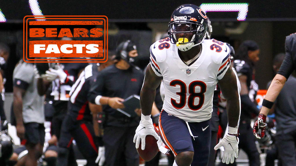 5 things you may not know about Bears safety Tashaun Gipson Sr.
