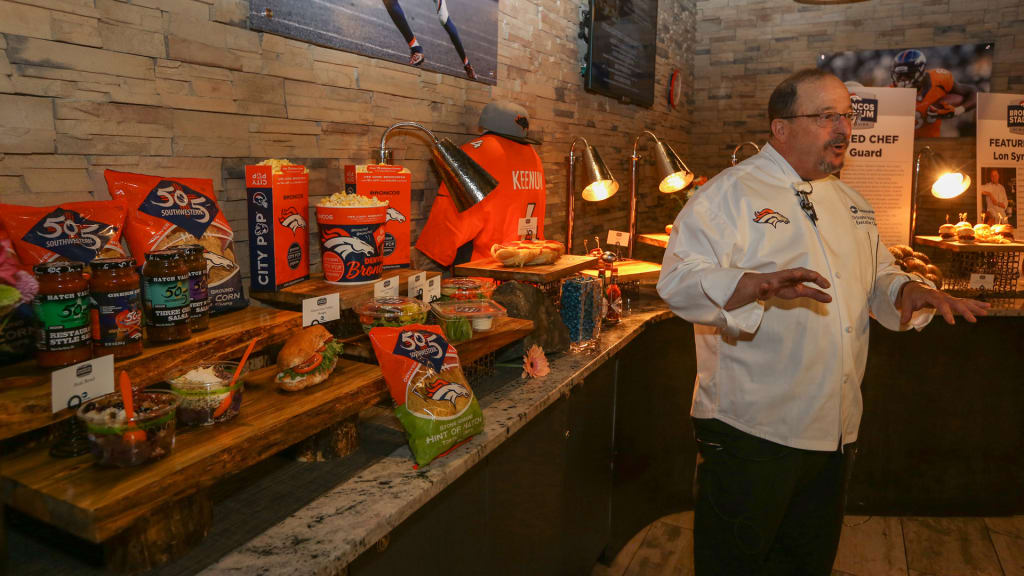 Breaking down the new food and beverage options at Broncos