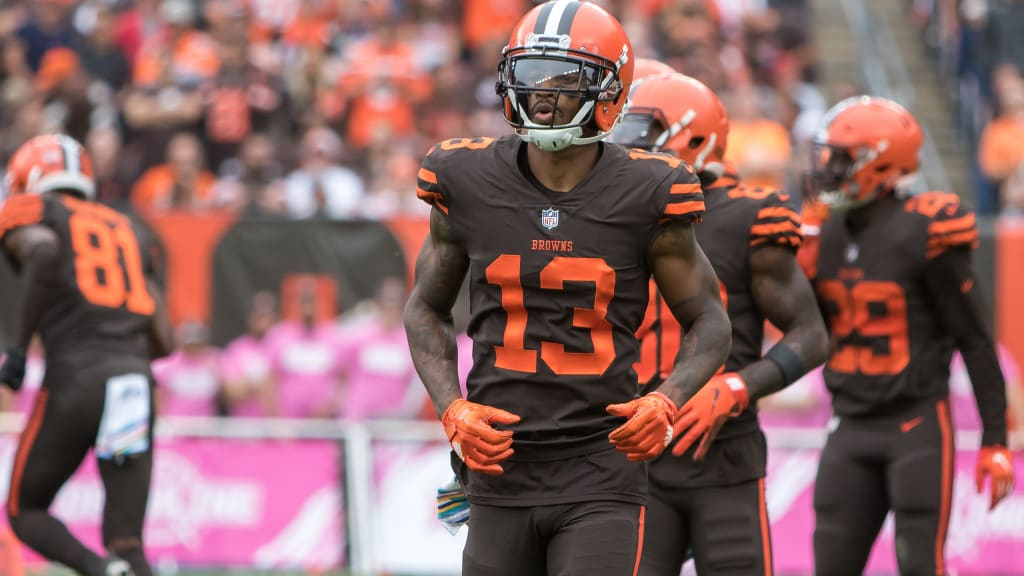 Browns WR Rod Streater out for season; Derrick Willies undergoes ...