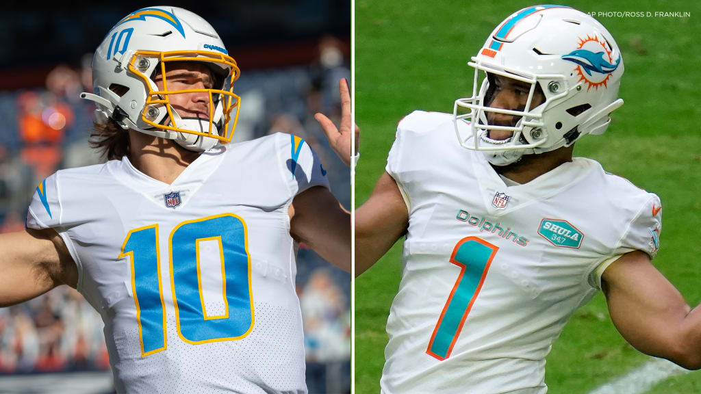 How to Watch Chargers vs. Dolphins on November 15, 2020