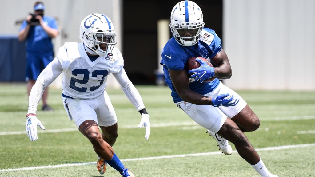 2019 Colts Practice Notes Minicamp Day 1