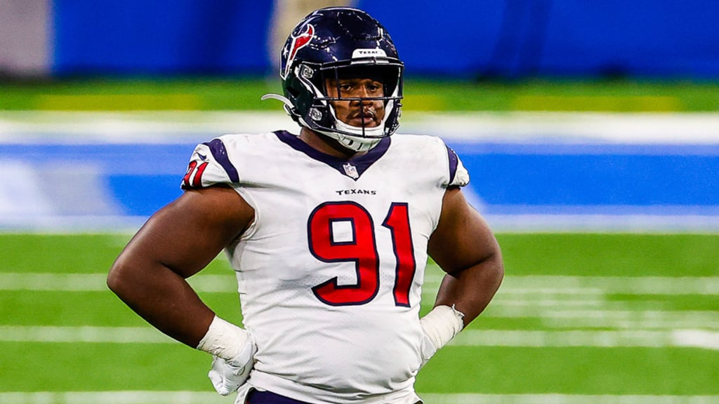 DL Carlos Watkins Agrees To Terms With Cowboys